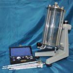 Höppler-féle viszkozimeter